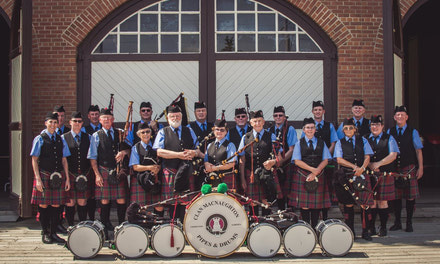 2019 PipeBand Membership